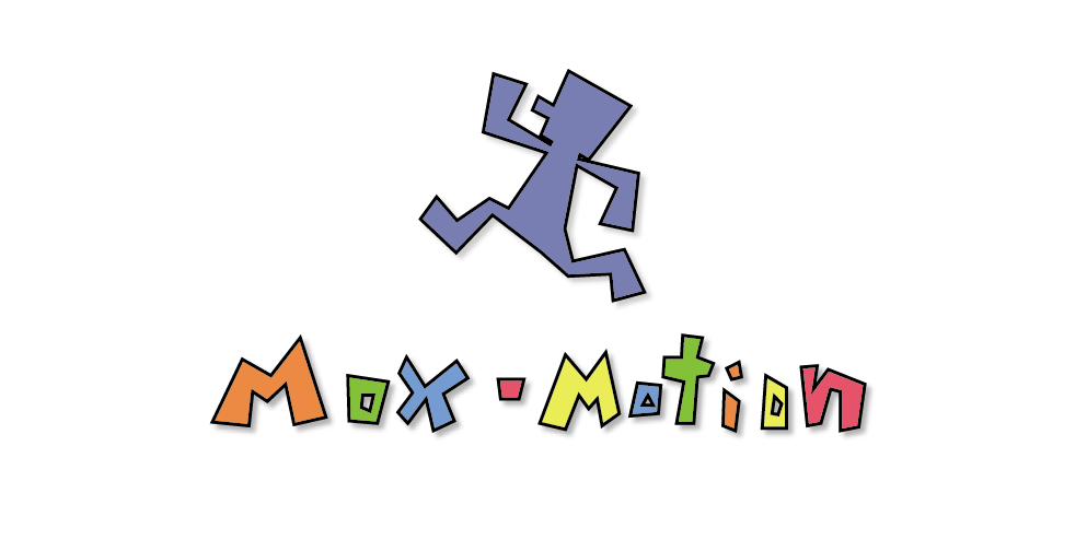 新しいモックスのロゴ